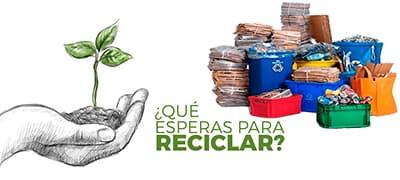 Que Esperas para Reciclar
