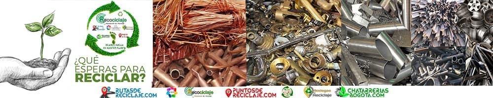 Reciclaje metales chatarra